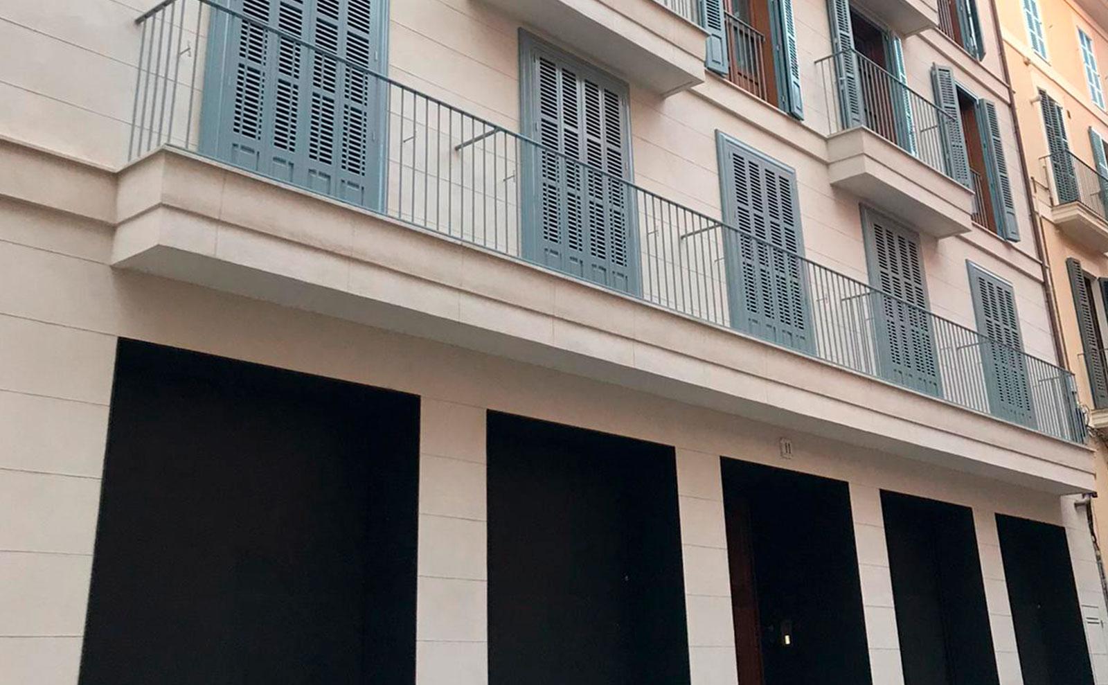 Vivienda Palma – San Cayetano