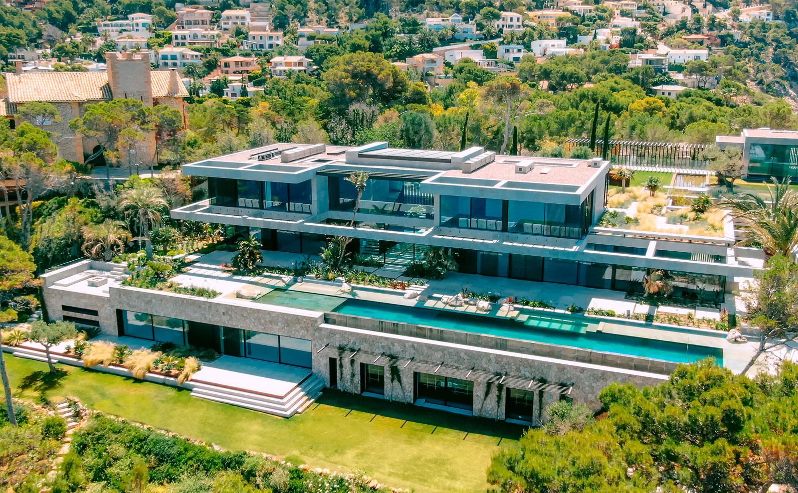 Villa San Carlos – Puerto de Andratx